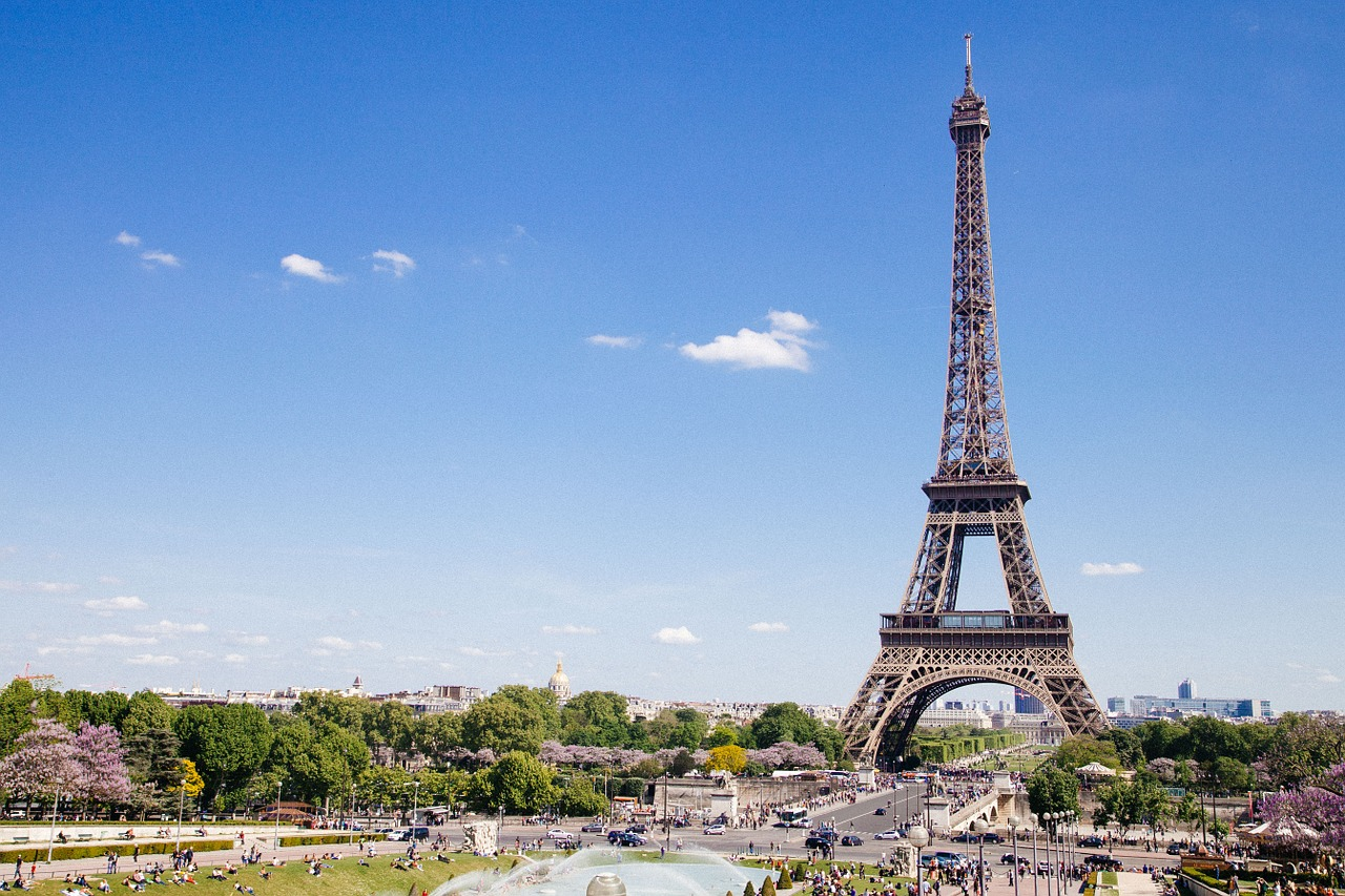 2015 フランス パリ旅行