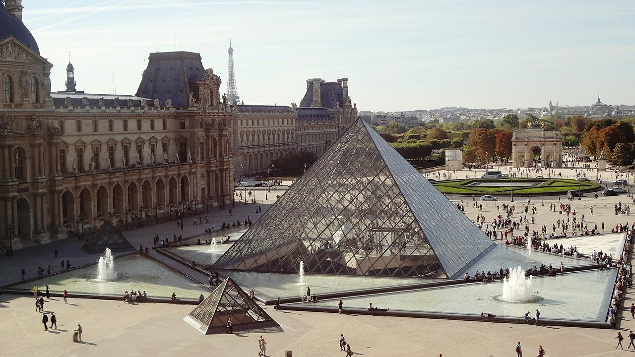 2015 フランス パリ旅行 2日目 後編