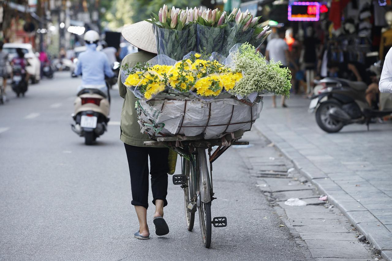 2018 ベトナム ハノイ旅行 2日目 前編 観光とレストランとスーパーマーケット