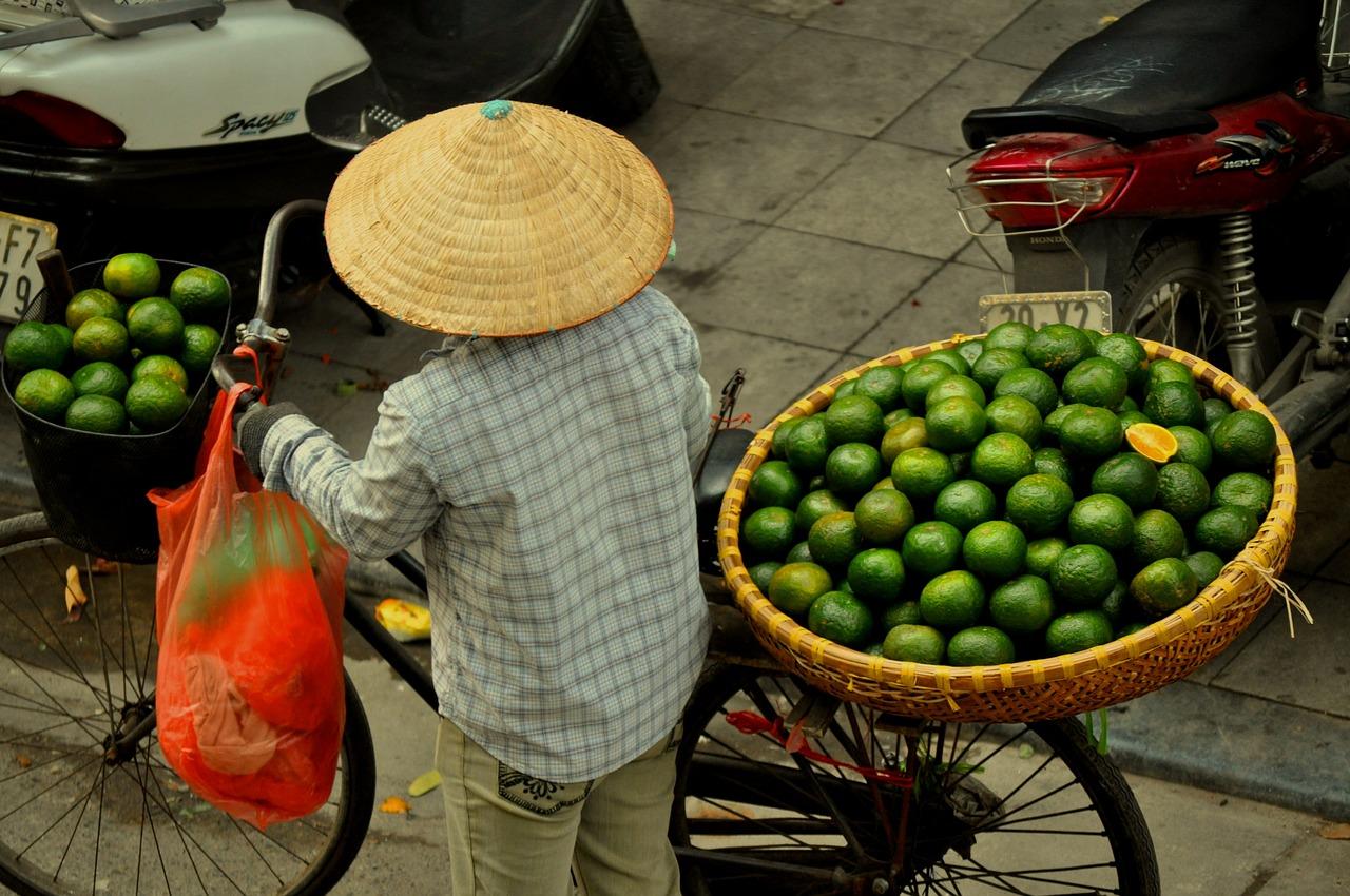 2018 ベトナム ハノイ旅行 2日目 後編 旧市街散策
