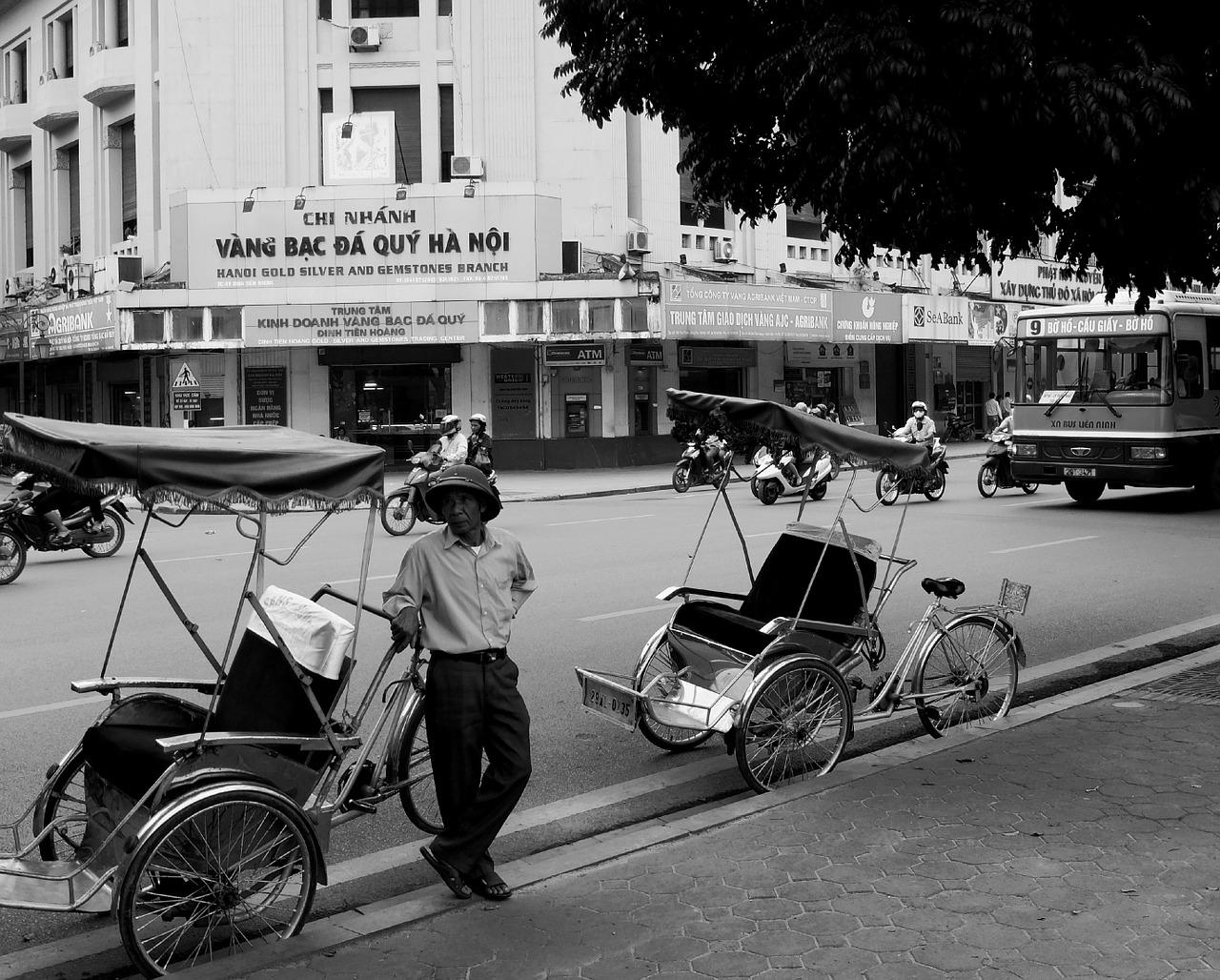 2018 ベトナム ハノイ旅行 最終日 ホアンキエム湖