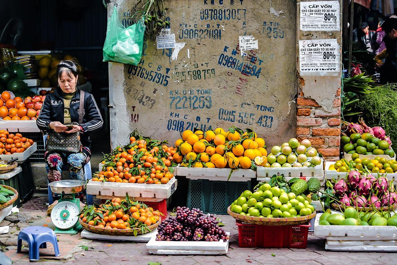 2018 ベトナム ハノイ旅行 5日目 ブンチャーを食す