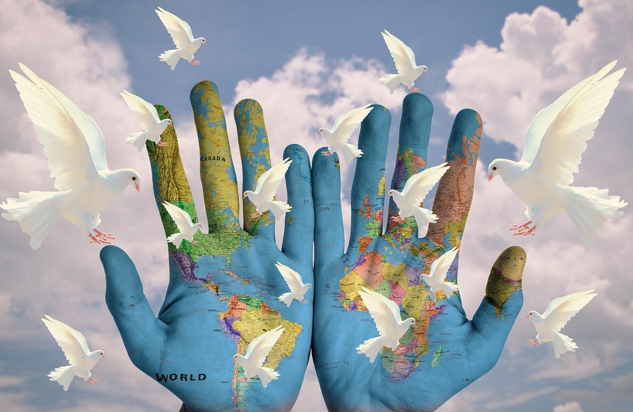 海外の風土による色彩のイメージ 2 国によって色のイメージがちがう?