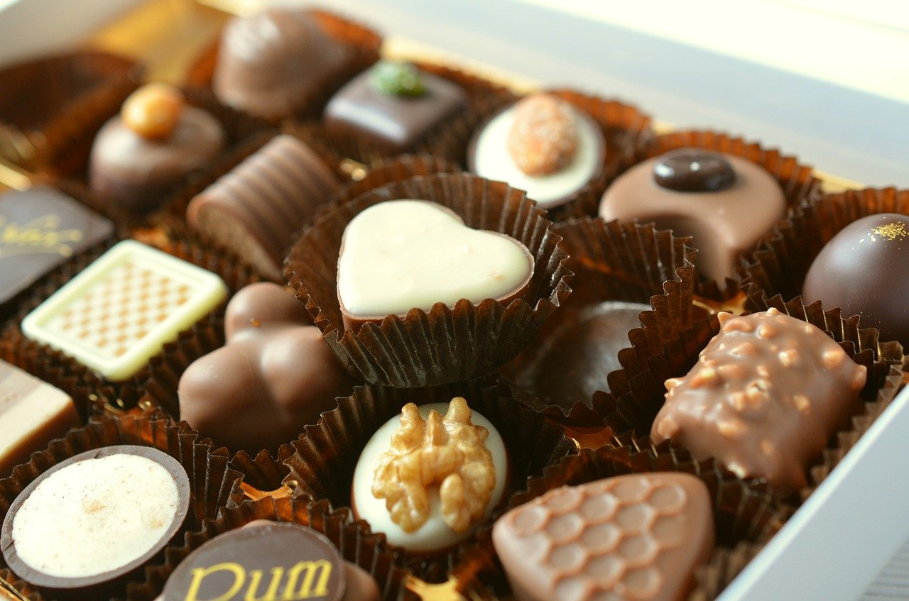 チョコレートでしあわせになる!味とパッケージに魅了される!バレンタインですよ。